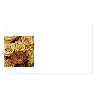 Pretty Vintage Roses Antique Flowers Love Gifts Business Cards
