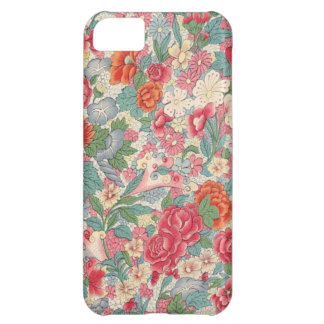 Pretty Vintage Roses iPhone 5C Case