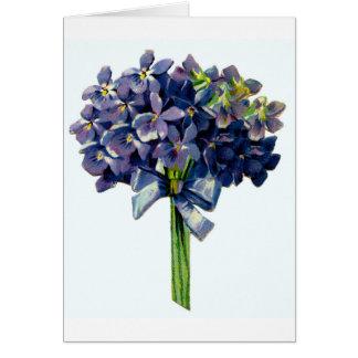 Pretty Violets Card