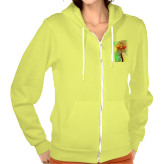 Pretty Whimsical Flower Sweatshirt