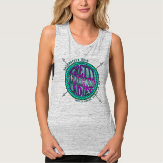Pretty Wicked Ladies - Compass (Shiprocked) Tank Top