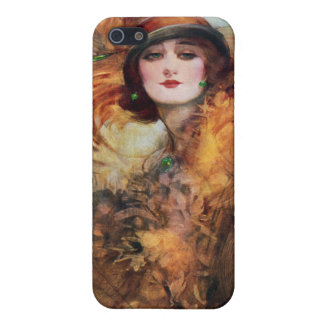 Pretty Woman Flapper Fashion 1920s Case For The iPhone 5
