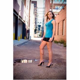 Pretty Woman Photo Cut Out