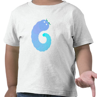 Pretty Wormy Toddlers T Shirt