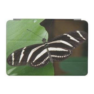 Pretty Zebra Longwing Butterfly iPad Mini Cover
