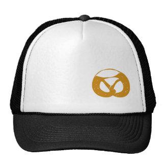 Pretzel Cap Mesh Hats