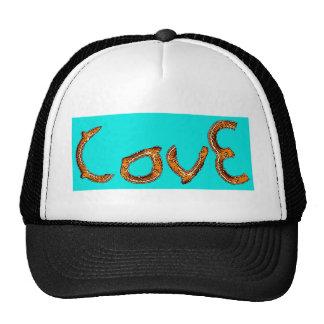 Pretzel Love Cap
