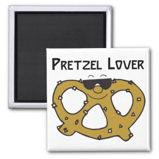 Pretzel Lover Magnets