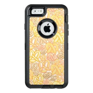 Pretzel Pattern OtterBox iPhone 6/6s Case