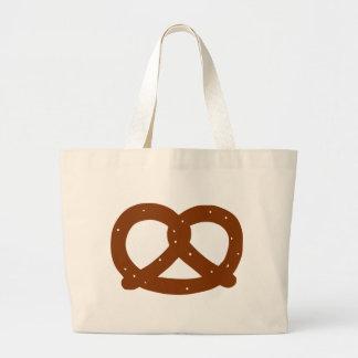 Pretzel Canvas Bag