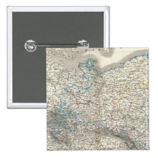 Preussische Staate - Prussian State 15 Cm Square Badge