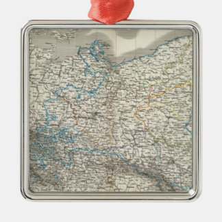Preussische Staate - Prussian State Christmas Ornament