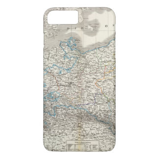 Preussische Staate - Prussian State iPhone 8 Plus/7 Plus Case