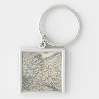 Preussische Staate - Prussian State Key Ring