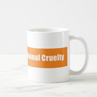 Prevent Animal Cruelty Basic White Mug