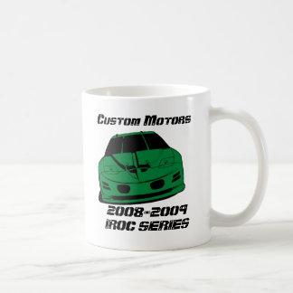 preview56, Custom Motors, 2008-2009, IROC SERIES Basic White Mug