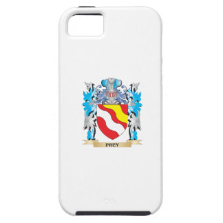 Prey Coat of Arms - Family Crest iPhone 5 Cases