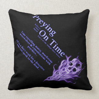 Preying On Time [Death Scent] Cushion