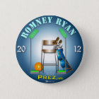PREZ.info - MT Chair 6 Cm Round Badge