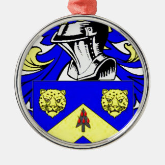 Price Coat of Arms Ornament