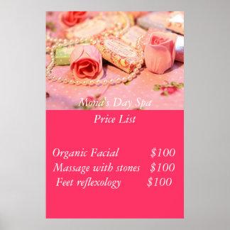 Price List Print