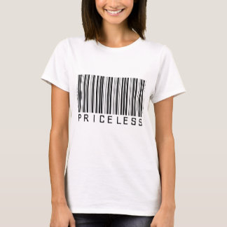 Priceless - Barcode - Shirt