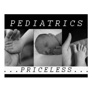 Priceless - Pediatrics - BABY / INFANT - NURSE Postcard