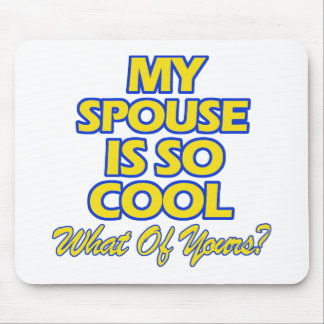 priceless spouse designs mouse pad