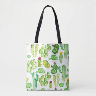 prickley yet pretty... tote bag