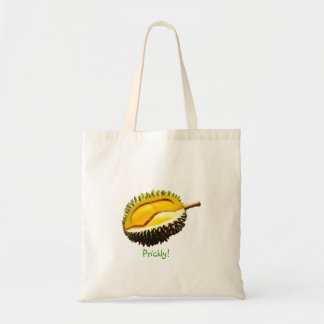 Prickly Durian Tote Bag