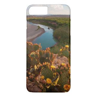 Prickly Pear Cactus (Opuntia Sp.) iPhone 7 Plus Case
