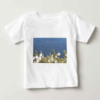 Prickly Pear on the Lake Baby T-Shirt