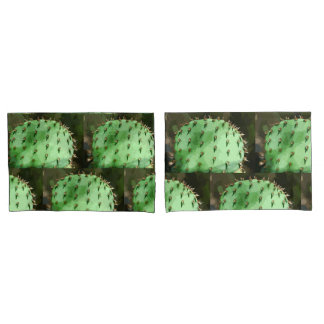 Prickly Pear Standard  Pillow Case Set