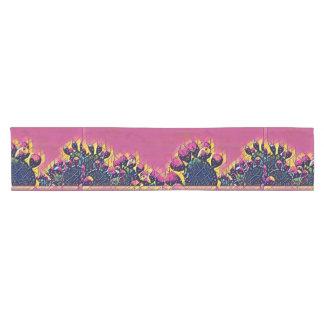 Prickly Pear Sunset Short Table Runner