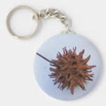 Prickly Seed ~ keychain