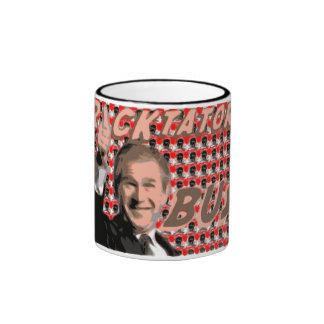PRICKtator BUSH Ringer Mug