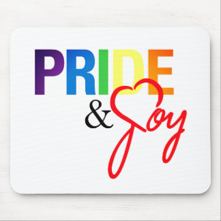 Pride and Joy Mouse Pad