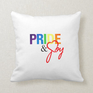Pride and Joy Pillow
