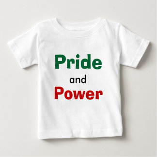 pride and power baby T-Shirt