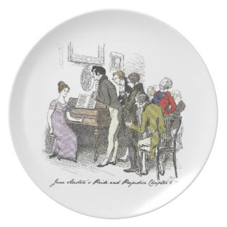 Pride and Prejudice chapter 6 Plate