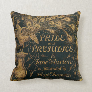 Pride and Prejudice Jane Austen (1894) Cushion
