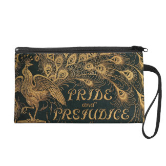 Pride and Prejudice Jane Austen (1894) Wristlet Purse