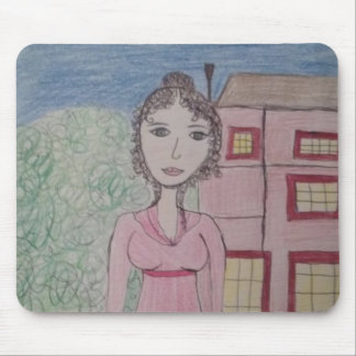 Pride and Prejudice Mouse Pad