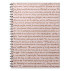 Pride and Prejudice Quote Notebook