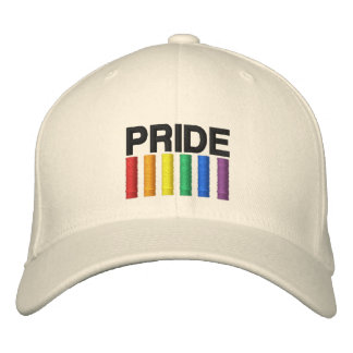Pride Basic Flexfit Wool Baseball Cap