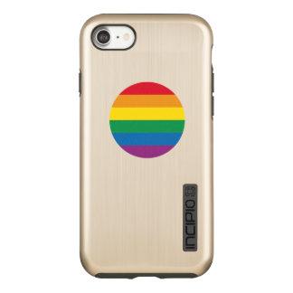 Pride | Colorful Rainbow Design Incipio DualPro Shine iPhone 8/7 Case