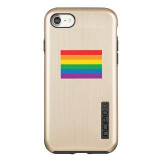 Pride   Colorful Rainbow Design Incipio DualPro Shine iPhone 8/7 Case