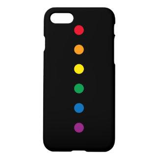 Pride   Colorful Rainbow Design iPhone 8/7 Case