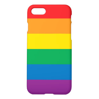 Pride | Colorful Rainbow Design iPhone 8/7 Case