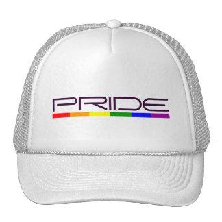 Pride colors Gay Pride Trucker Hat